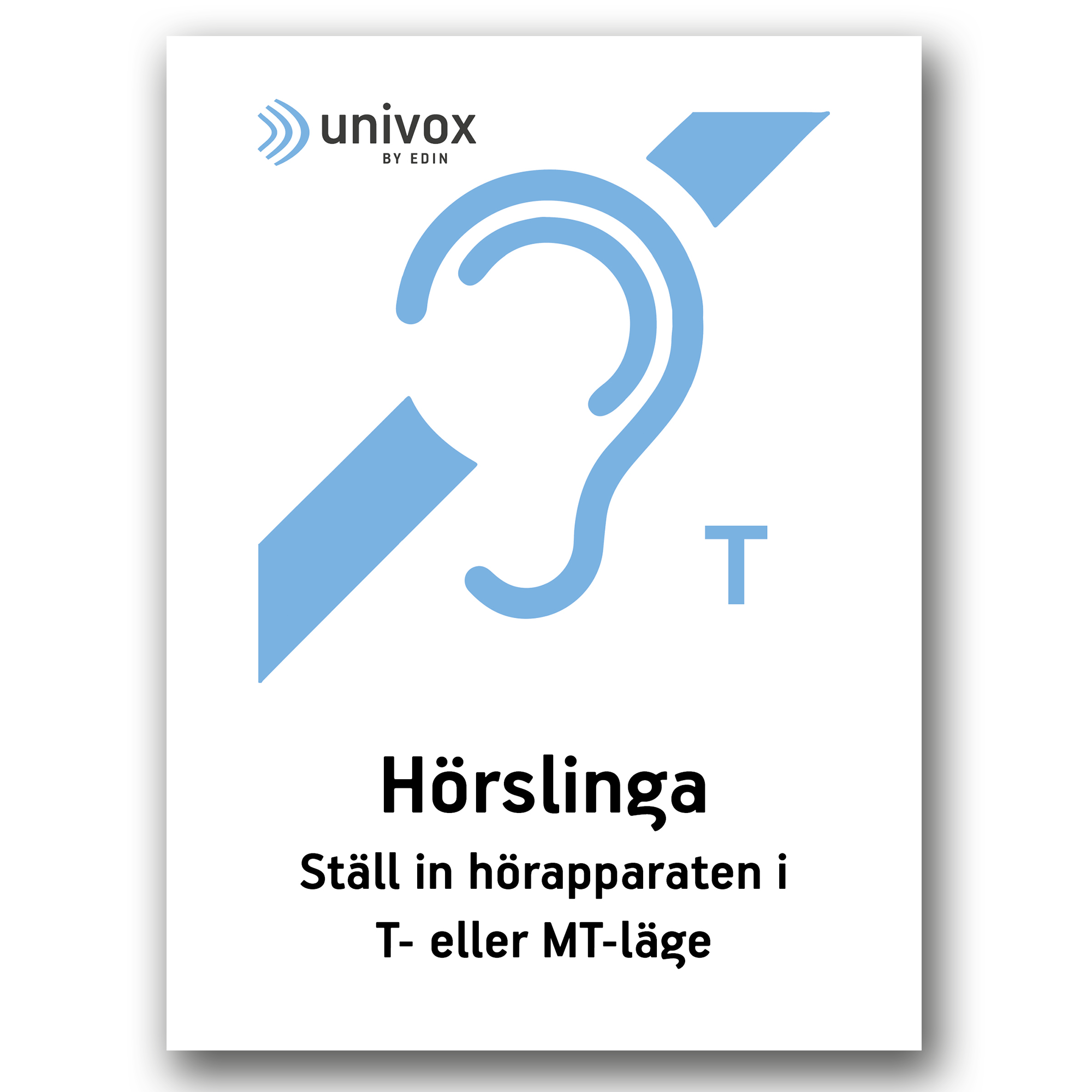 Hörslinga Informationsskylt 1