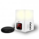 Wake 'n' Shake Light - Digital väckarklocka med simulerad soluppgång